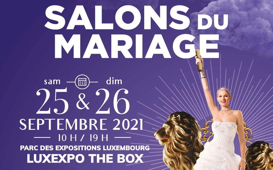 Salon du mariage Luxembourg 2021