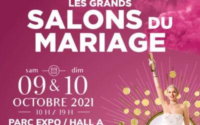 Salon du mariage Nancy 2021